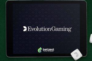 Betzest เพิ่มเนื้อหาคาสิโน Evolution Live เพื่อกระตุ้นการเติบโต