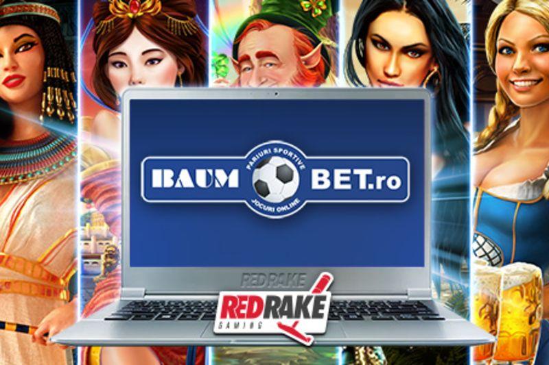 Red Rake เปิดตัวคอนเทนต์ด้วย Baumbet ของโรมาเนีย